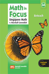 Math in Focus: Singapore Math 1 Year Student Edition eTextbook ePub Grade 3-9780544023635