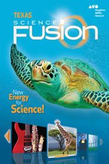 Science Fusion  Student Edition Grade 2-9780544025479