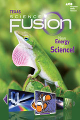 Science Fusion  Student Edition Grade 3-9780544025493