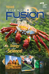 Science Fusion  Student Edition Grade 5-9780544025516