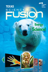 Science Fusion  Student Edition Grade 7-9780544025530