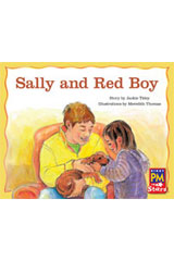Rigby PM Stars  Leveled Reader Bookroom Package Green (Levels 12-14) Sally and Red Boy-9780544026742