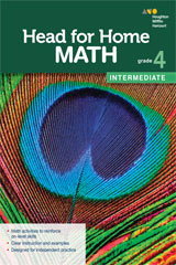 Head for Home Math Workbooks