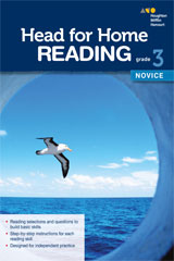 Head for Home Reading  Novice Workbook Grade 3-9780544038721