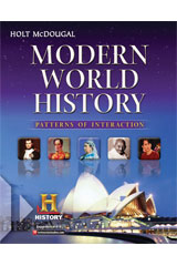 Modern World History: Patterns of Interaction 1 Year Student Edition eTextbook ePub-9780544045422