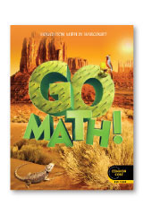 Go Math! 1 Year Student Edition eTextbook ePub Grade 5-9780544045590