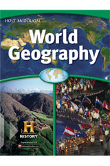 World Geography 1 Year Student Edition eTextbook ePub Survey-9780544045903