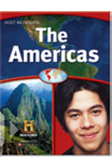 Holt McDougal World Geography  Student Edition eTextbook ePub 1-year The Americas-9780544046627