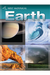 Holt McDougal Earth Science, Spanish  Student Edition eTextbook ePDF 1-year-9780544047525