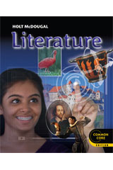 Holt McDougal Literature  Student Edition eTextbook ePDF 1-year Grade 9-9780544050587
