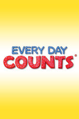 Every Day Counts: Calendar Math  Hybrid Kit (Classroom Package) Grade K-9780544050761