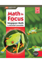 Math in Focus: Singapore Math  Homeschool Answer Key Grade 2-9780544053922
