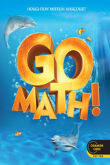 Go Math!  Student Readers Package Grade K-9780544057098