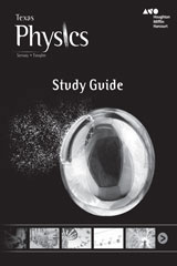 Holt McDougal Physics  Study Guide-9780544060449