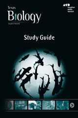 Holt McDougal Biology  Study Guide B-9780544060890