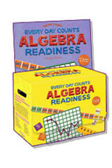 Every Day Counts: Calendar Math Algebra Readiness  Complete Print Kit with Interactive Whiteboard Upgrade Grade 6 Algebra Readiness TCT-9780544079090