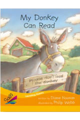 Rigby Sails Launching Fluency  Leveled Reader 6pk Orange My Donkey Can Read-9780544081710