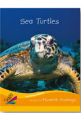 Rigby Sails Launching Fluency  Leveled Reader 6pk Orange Sea Turtles-9780544081789