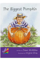 Rigby Sails Launching Fluency  Leveled Reader 6pk Purple The Biggest Pumpkin-9780544081826