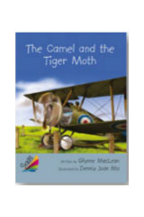 Rigby Sails Advanced Fluency  Leveled Reader 6pk Silver The Camel and the Tiger Moth-9780544082038