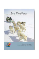 Rigby Sails Advanced Fluency  Leveled Reader 6pk Silver Ice Dwellers-9780544082137