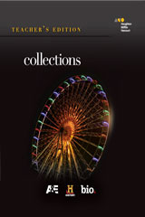 Collections  Teacher Edition Grade 6-9780544087026