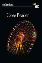 Collections 6 Year Online Close Reader, Student Access Grade 6-9780544088443