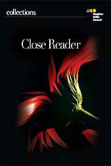 Collections 6 Year Online Close Reader, Student Access Grade 9-9780544088498