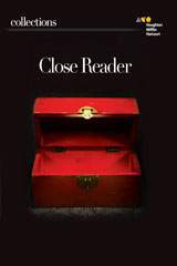 Collections  Close Reader eTextbook ePub 6-year Grade 7-9780544088696