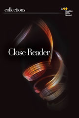 Collections  Close Reader eTextbook ePub 6-year Grade 11-9780544088740