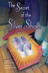 Steck-Vaughn Pair-It Books Proficiency Stage 5  Leveled Reader Bookroom Package The The Secret Of The Silver Shoes-9780544092563