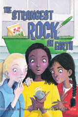 Steck-Vaughn Pair-It Books Proficiency Stage 6  Leveled Reader Bookroom Package The Strangest Rock on Earth-9780544092822