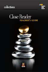 Collections 7 Year Online Close Reader, Teacher Access Grade 10-9780544093898