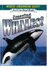 Journeys  Trade Book Grade 1 Amazing Whales!-9780544102798