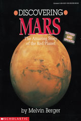 Journeys  Trade Book Grade 4 Grade 4 Discovering Mars: The Amazing Story of the Red Planet-9780544103191