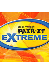 Steck-Vaughn Pair-It Extreme  Critical Thinking Cards Extension Set 2-9780544104204