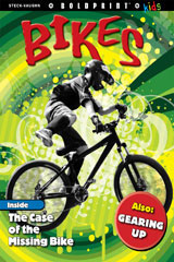 Steck-Vaughn BOLDPRINT Kids Anthologies  Leveled Reader 6pk Bikes-9780544128941