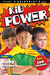 Steck-Vaughn BOLDPRINT Kids Anthologies  Leveled Reader 6pk Kid Power-9780544129078