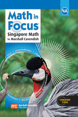 Math in Focus: Singapore Math  Homeschool Package with Answer Key Grade 4-9780544129467