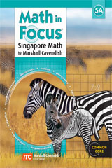 Math in Focus: Singapore Math  Homeschool Package with Answer Key Grade 5-9780544129771