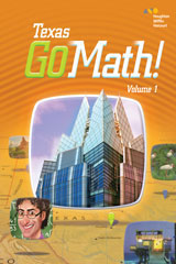 Order Go Math! Student Edition Bundle Grade 5, ISBN