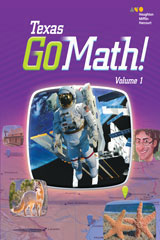 Go Math!  Student Edition Bundle Grade 3-9780544142527