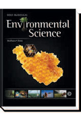 Holt McDougal Environmental Science  Homeschool Package-9780544143326