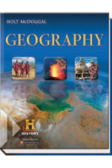 Geography  Homeschool Package-9780544143340