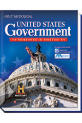 United States Government: Principles in Practice  Homeschool Package-9780544143357
