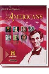 The Americans  Homeschool Package-9780544143364
