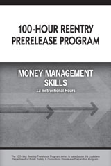 100-Hour Reentry Prerelease Program  Student Edition Money Management Skills-9780544147973