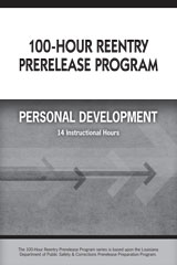 100-Hour Reentry Prerelease Program Student Edition Personal Development