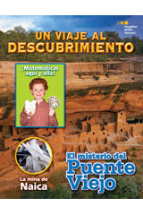 Senderos Estándares Comunes  Student Edition Reading Adventure Magazine Grade 5-9780544156081
