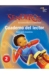 Senderos Estándares Comunes  Reader's Notebook Teacher's Edition Grade 2-9780544156654